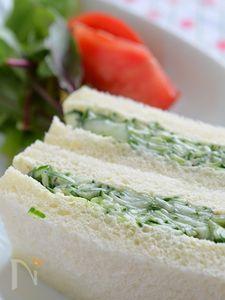 オンリ~きゅ~サンド