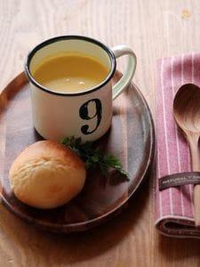 朝ご飯スープのもと。