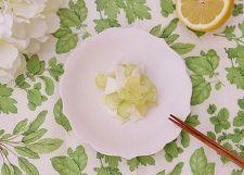 セロリとかぶのシトラス常備菜