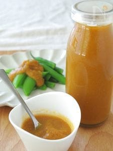野菜を食べよう!ベジ塩レモンドレッシング