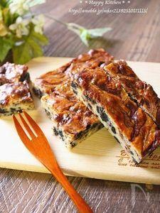 オレオとチョコマーブルのチーズケーキバー