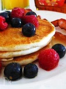 体に優しいGluten-Free Pancakes