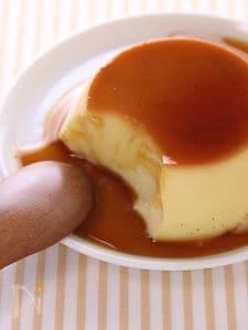 簡単シンプル★焼きプリン