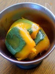 宿儺(すくな)南瓜の煮物 manngo