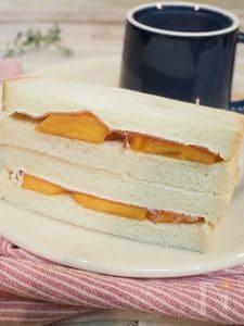 秋に食べたいサンドイッチ
