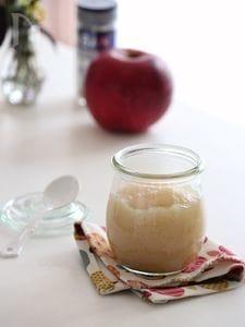 りんごと生姜のジャム。
