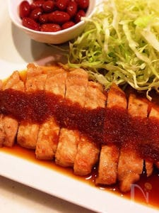 ご飯がススム♪オニオンソース♡(