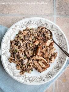 炊飯器に入れるだけ➖バルサミコ酢とディジョンのほろほろチキン