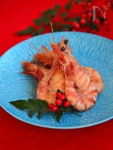 海老のうま煮【おせち料理】