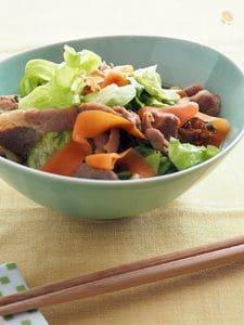 レタスラーメン 手作り簡単美味しいスープ♪