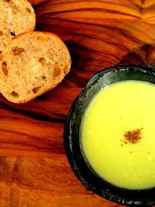 白菜だけ!あったかスープ