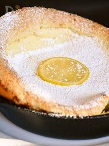 ダッチベイビー ♥ドイツ生まれのモチふわ~パンケーキ♥