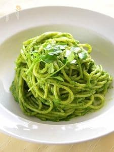 七草ジェノベーゼ