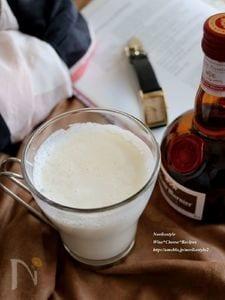 あま~い大人のホットミルク