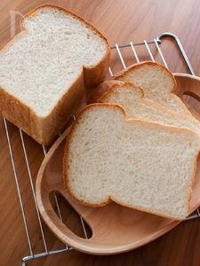 我が家の基本の山型食パン