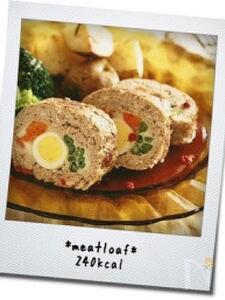 【240kcal】フライパンで*お豆腐ミートローフ