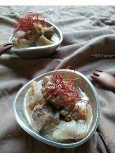 お弁当に〜こってこてのどて焼き煮(作りおき常備菜)〜