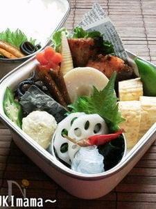 〜サーモンのプルーンマスタードクリーム2〜