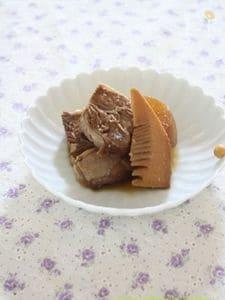 圧力鍋でつくる♪トロトロ豚バラと大根の煮物