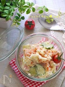 基本のポテトサラダ☆