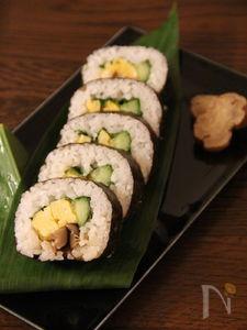 簡単!巻き寿司