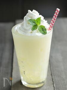 白桃フラペチーノ