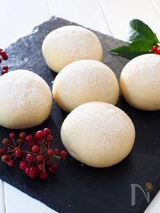 真っ白なお豆腐パン