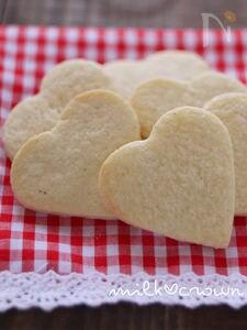 素朴なプレーンクッキー♡Part2♡ナイロン袋で作って簡単