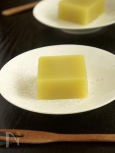 焼き芋で作る 砂糖なし芋ようかん
