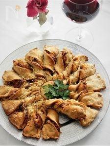 タルトソレイユ風ピザパン