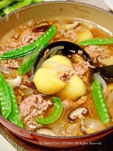 じゃがたま煮☆スープ仕立て