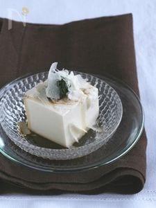 パルミジャーノレッジャーノ豆腐