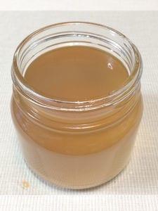 シナモン風味のジンジャーシロップ
