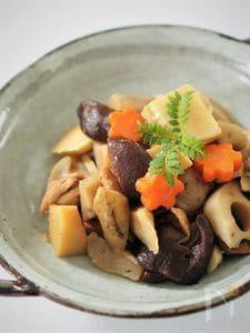 筍入り筑前煮(ストウブ料理)