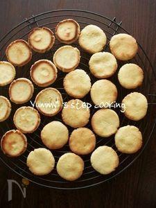 子供も作りやすいの♪確実にサックサククッキー