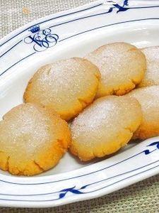 ココナッツオイルクッキー《食物繊維豊富》