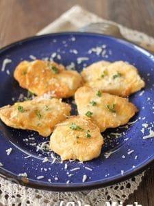 【ココナッツオイル】鶏むね肉のピカタ
