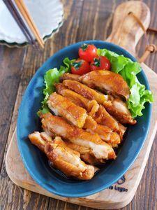 お鍋に入れて煮るだけ♪『激ウマ!鶏チャーシュー』