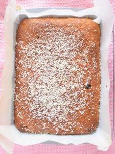 パルミジャーノ風味のキャロットブレッド