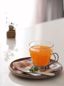 柚子みかんジュース。