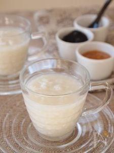 飲む点滴、米麹の甘酒