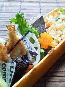 お野菜たっぷり餃子~羽根つき~
