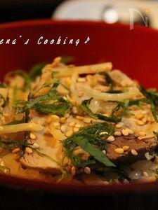 ほくほく里芋とかつおの炊き込みご飯