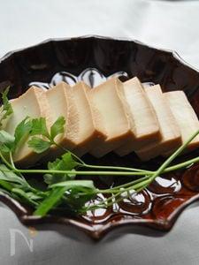 豆腐deチーズ★(豆腐の味噌漬け)
