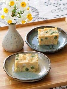 生たらこの卵豆腐
