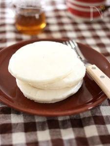 【ライスミルク×米粉】プレーンパンケーキ