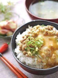 一番おいしい納豆の食べ方☆混ぜる順番がミソ