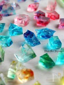 思わずうっとり♡食べる宝石「琥珀糖」