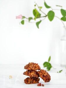 小麦粉不使用!アーモンドクッキー