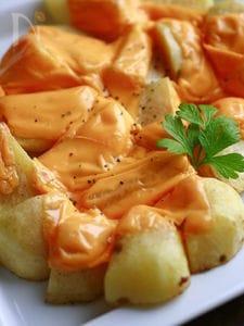 ベイクド・チーズポテト